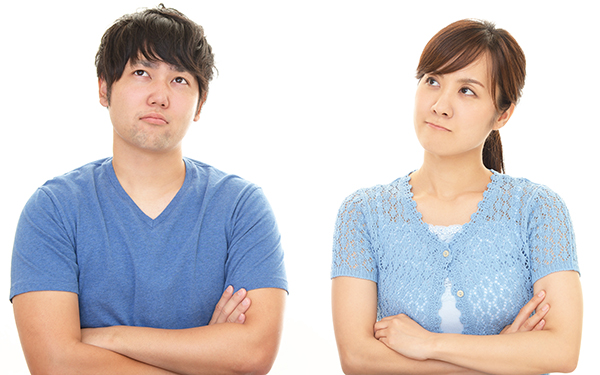 喧嘩しないからって円満なわけじゃない! 夫婦喧嘩に見るそれぞれの関係性