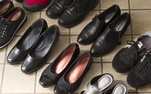 家が片づかない理由はたった1つ…自分の靴の数、把握してる?