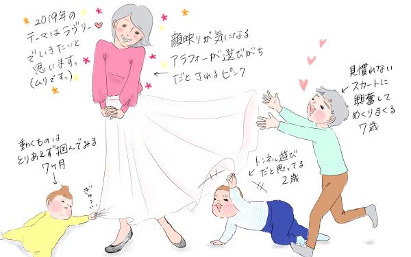 結果的にリンクコーデ…? 男子のファッション事情【笑いあり涙あり 男子3人育児 第30話】