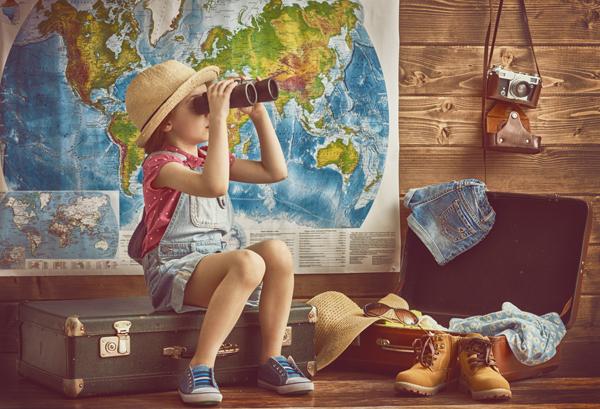 子連れ海外旅行は、国内旅行よりぜんぜん気楽