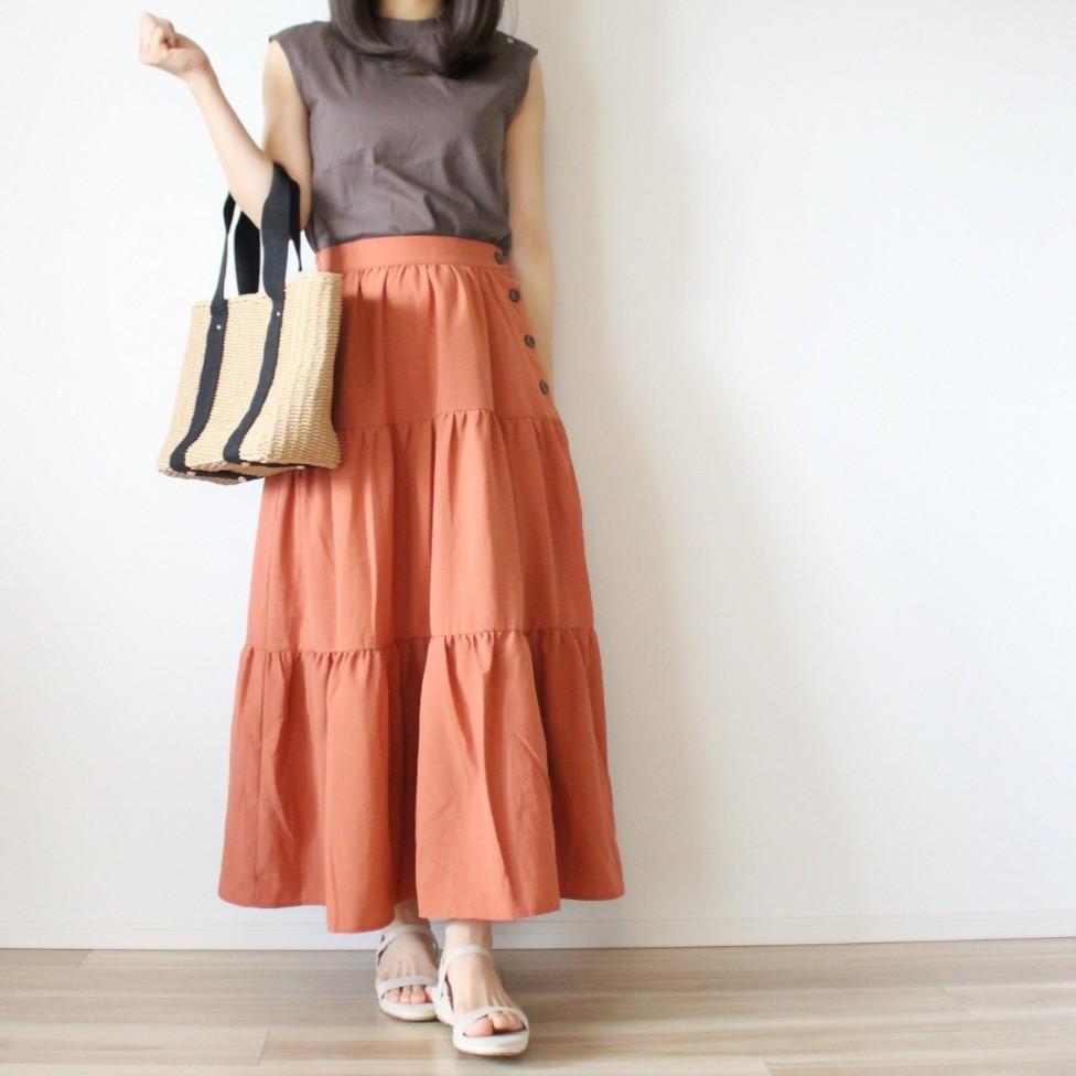 【しまむら】かわいすぎる新作スカート&ワンピコーデ 高見え具合に感激!