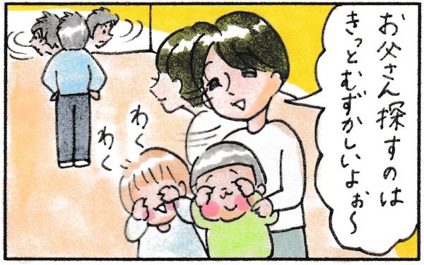 父親への期待度を高める子どもたち