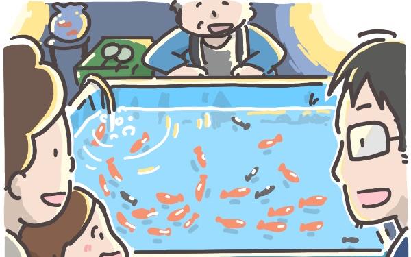 金魚をすくったはいいけれど…NGだらけの飼育スタート!