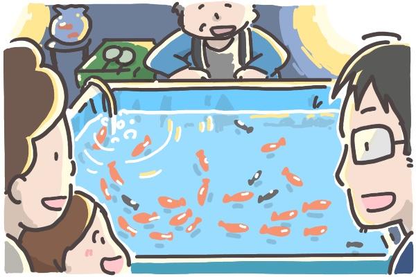 金魚をすくったはいいけれど…NGだらけの飼育スタート!【そんたんママときーちゃんの「はじめてづくし」 第9話】
