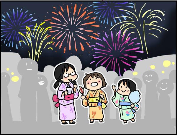 川遊びに花火大会、餌やり当番…子ども時代の夏休みを振り返って思うこと【4人の子ども育ててます 第58話】