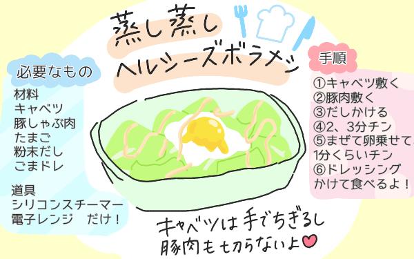 忙しいママの自分用手抜きご飯レシピ! 家族用ご飯と自分用との線引きはこんな感じ