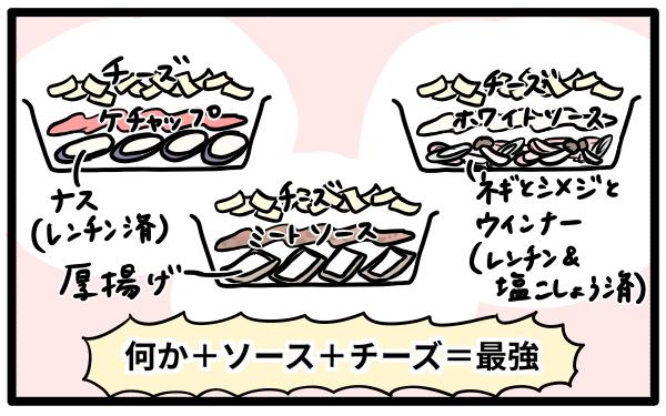 ズボラ飯 野菜レシピ チーズは最強