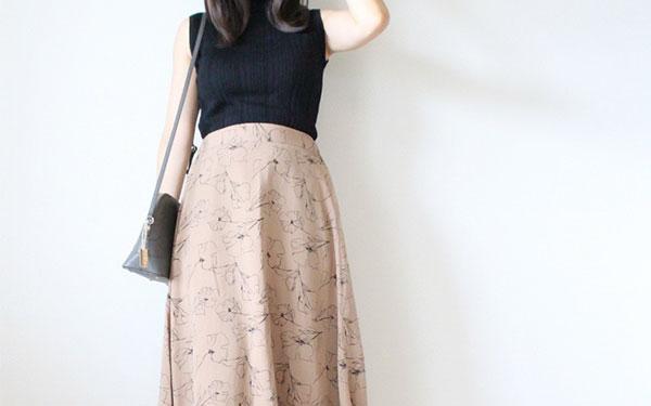 感動するほど高見え!「しまむら」秋の新作スカート