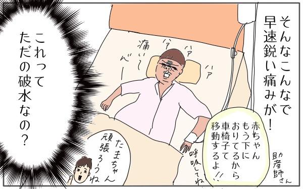 タマタマヨの拒絶な出産体験記、思い出してもイタタタ・・・~その1~