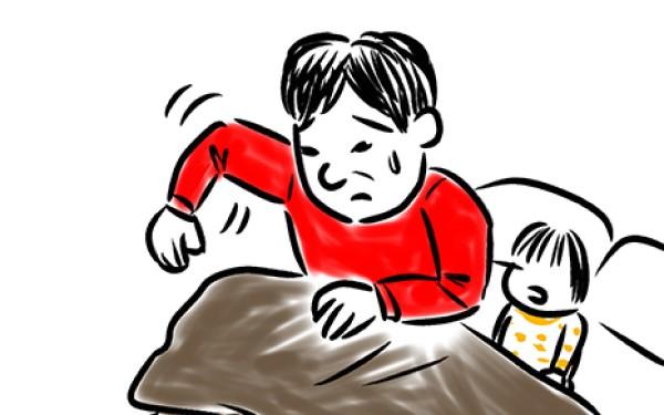 私は、子どもの病気にうつったことがない! しかし、思わぬ落とし穴が…