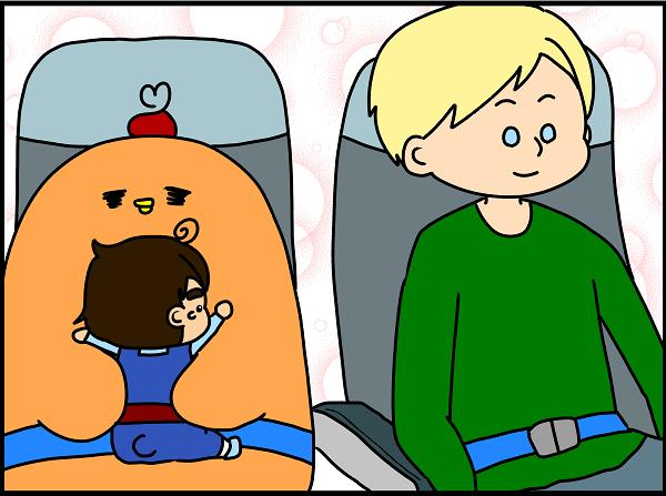 ベビー連れ飛行機の救世主!「バシネット席」ってどんな席? ギャン泣き息子に隣の男性が神対応