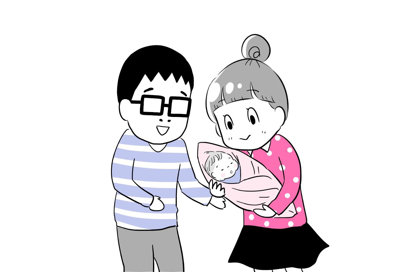 担当を決めずに2人で能動的な育児 うちの夫婦の役割分担
