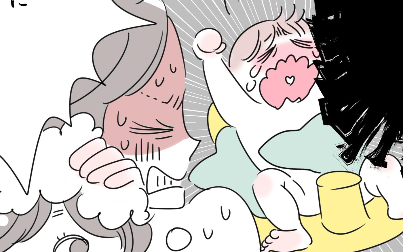 ママひとり子ども2人のお風呂は壮絶…最終的にたどり着いた入れ方とは