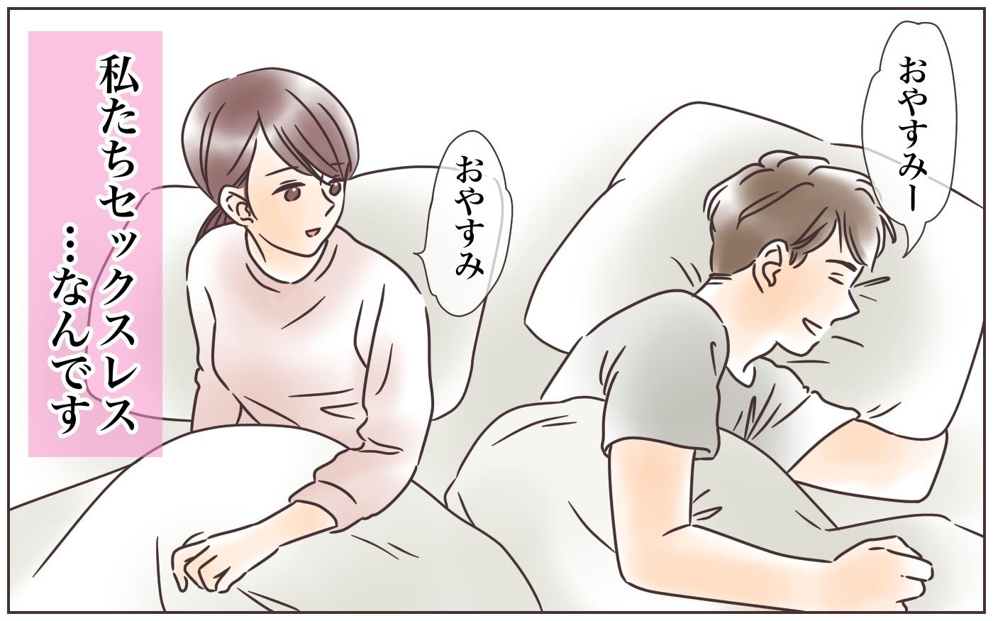 レス 限界 夫婦