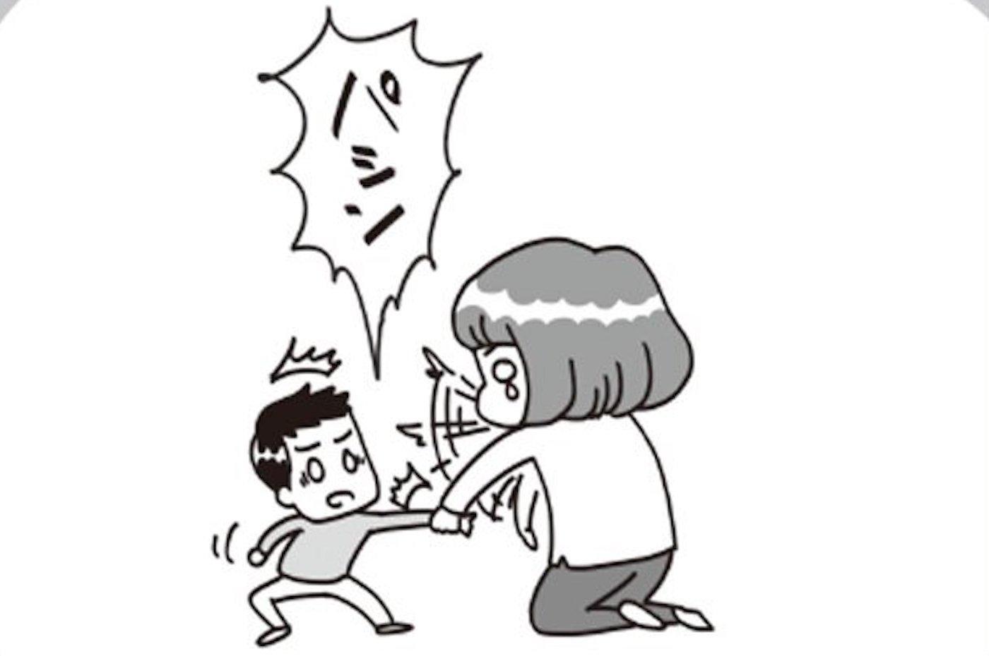 注意のつもりが思わず…3歳児検診で虐待を疑われたママ仲間の体験談