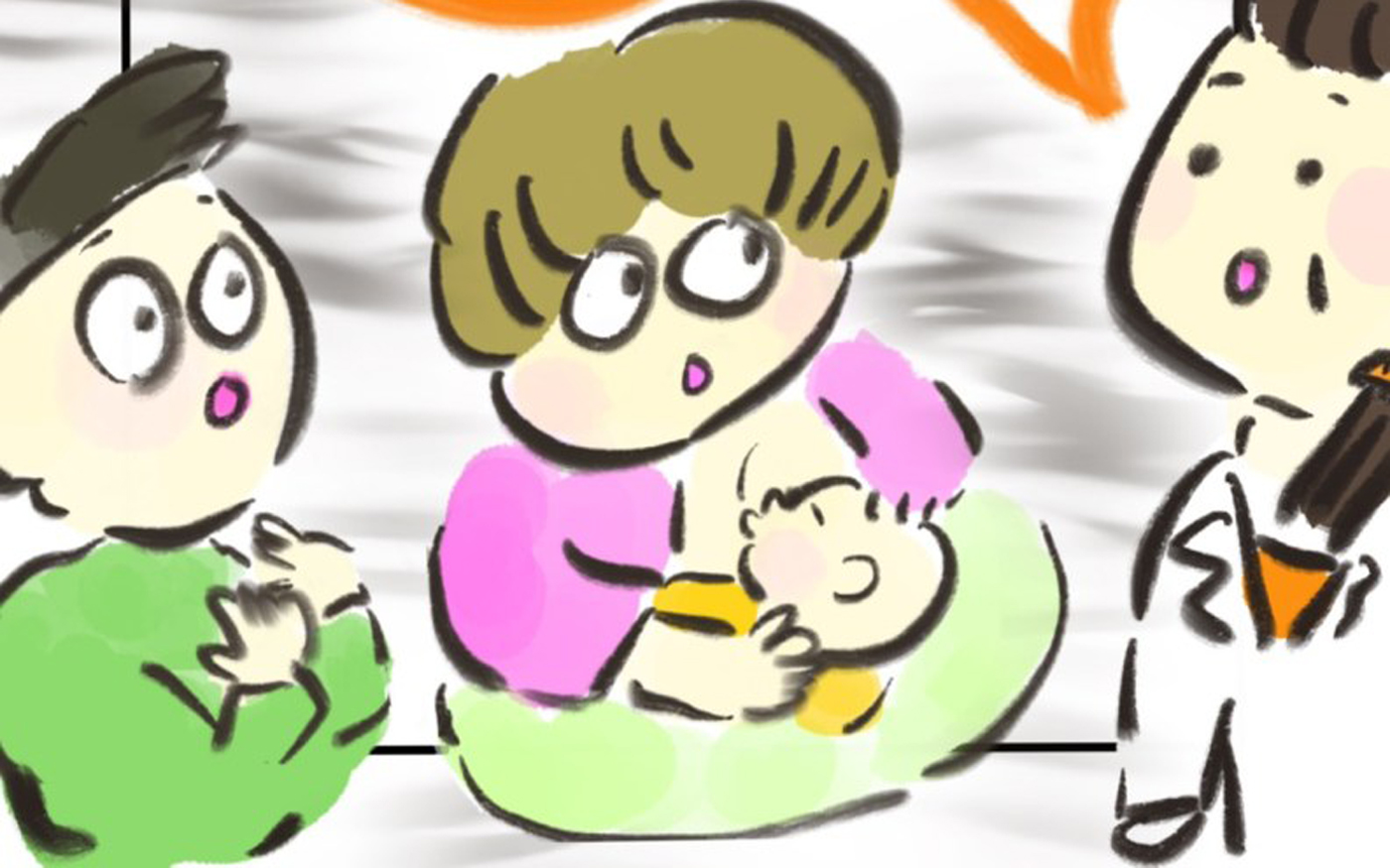 無事に出産した後は…! 子宮頸部高度異形成の手術日が決まる