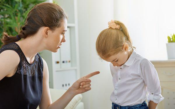 「子どもを怒る」の画像検索結果