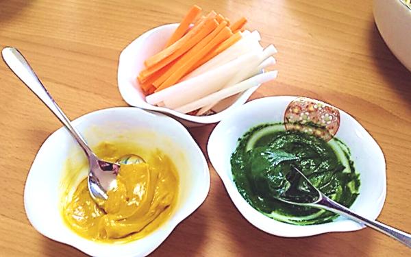 九州野菜の栄養がギュッ! 色鮮やかな、九州発「ベジパウダー ...