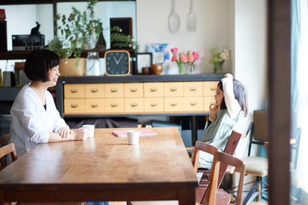 前向きに力を抜くことが、子育ての秘訣 #07料理研究家 近藤幸子さん