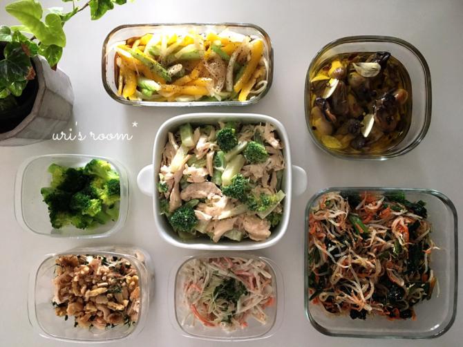 つくりおきや常備菜に大活躍! 保存容器  4選