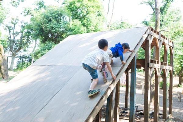 子どもにこそ冒険を! プレーパークに行って、遊んでみた