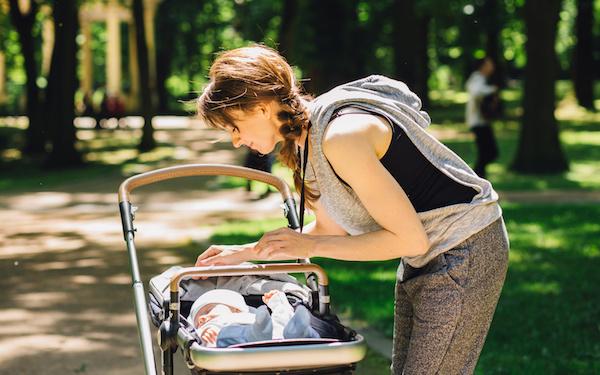 産後の外出はいつからOKなのでしょうか