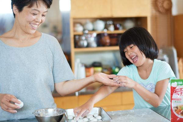 手放す勇気が、子どもを自立させる #12 インテリア&フードスタイリスト 江口恵子さん