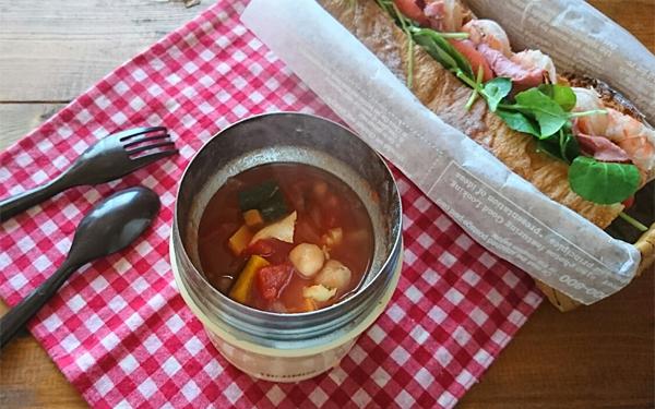 サーモス「スープジャー」お弁当の達人たちはこう使う おでん、おかゆ、離乳食まで!