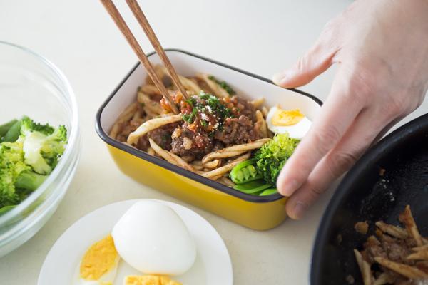 お弁当は子どもの「お守り」がわり:野上優佳子さんインタビュー【応援パスタ弁当のレシピ付き】