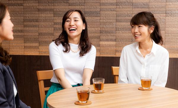 安心・安全な伊藤園「健康ミネラルむぎ茶」で、夏の暑さ対策!