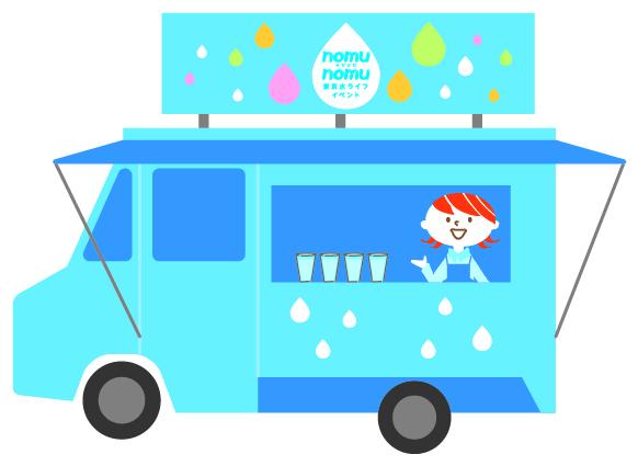毎日の暮らしの隣にある「東京水」。ココロもカラダも潤すイベント開催!