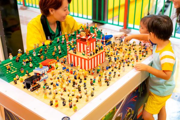 大人も子どもも楽しめる「レゴ®ニンジャゴーの夏祭り」レポート