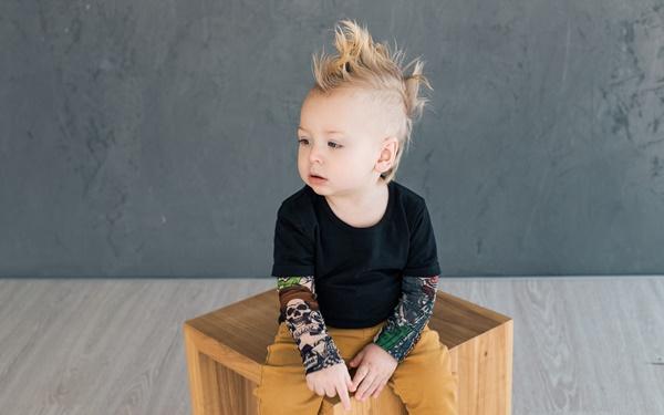 【年齢別】男の子の髪型・ヘアカタログ 切り方やアレンジ方法も!
