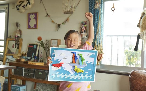 小学生の自由研究に悩んだら! 手軽な折り紙アートで「絶滅危惧種」を学ぼう