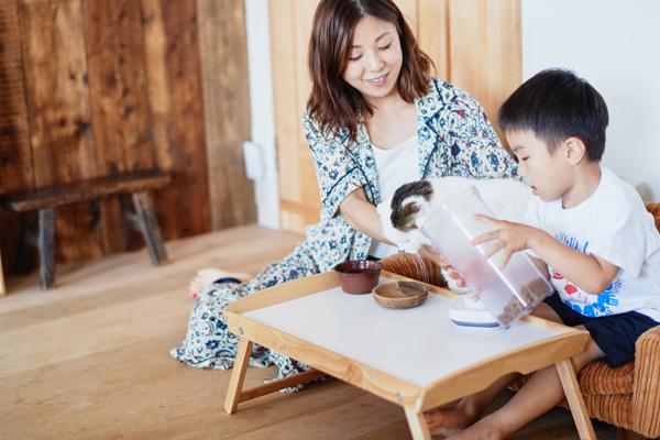 楽しく生きる姿を見せることが、子どもの見本に #18「Cat's ISSUE」代表 太田メグさん