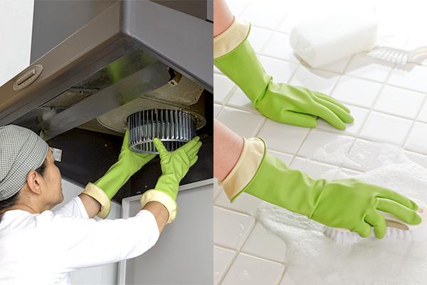 「大掃除」をラクラク乗り切る! お助け掃除アイテム&時短アイディア