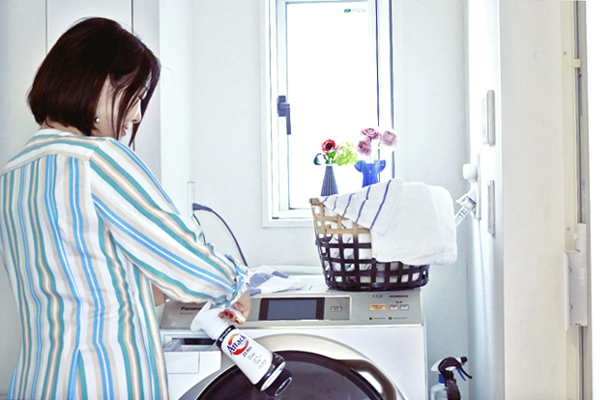 あきらめていた「汚れ残り、ニオイ残り」はこれで解決! ママたちのお洗濯は新しい時代へ