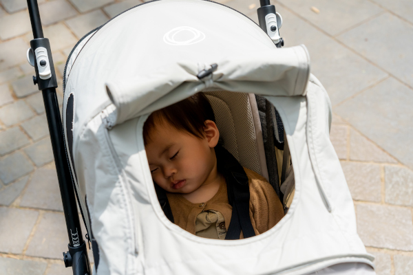 4児ママのasacoさんがたどり着いた「理想のベビーカー」とは?