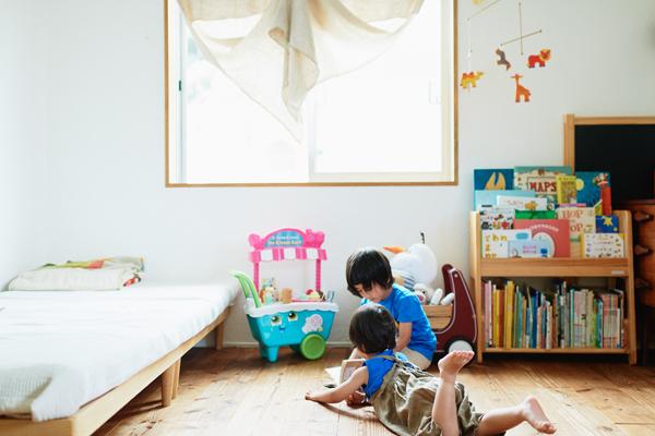 自由に感じて表現できる子に。夫婦で決めた子育てルール #23 編集者 セソコマサユキさん