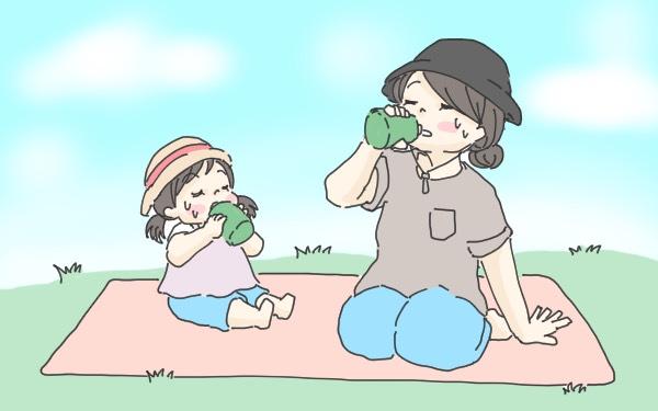 水筒持参OKな小学校も! 子どもに必要な熱中症対策を小学生ママと考えてみた