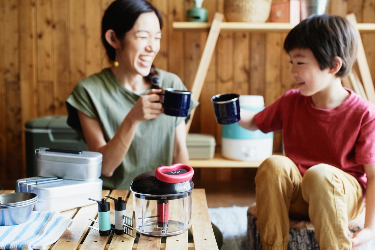 おうちキャンプで盛り上がる! 子どもと一緒に楽しむ「キャンプごはんレシピ」