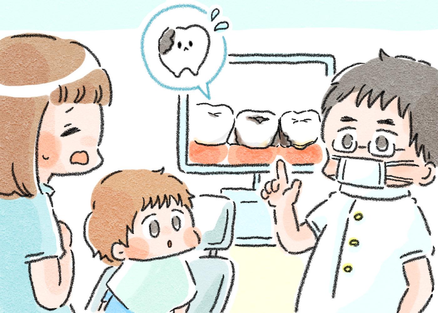 ハブラシで落とせる汚れは60%だけ!?  子どもの歯をムシ歯や口臭から守るコツ