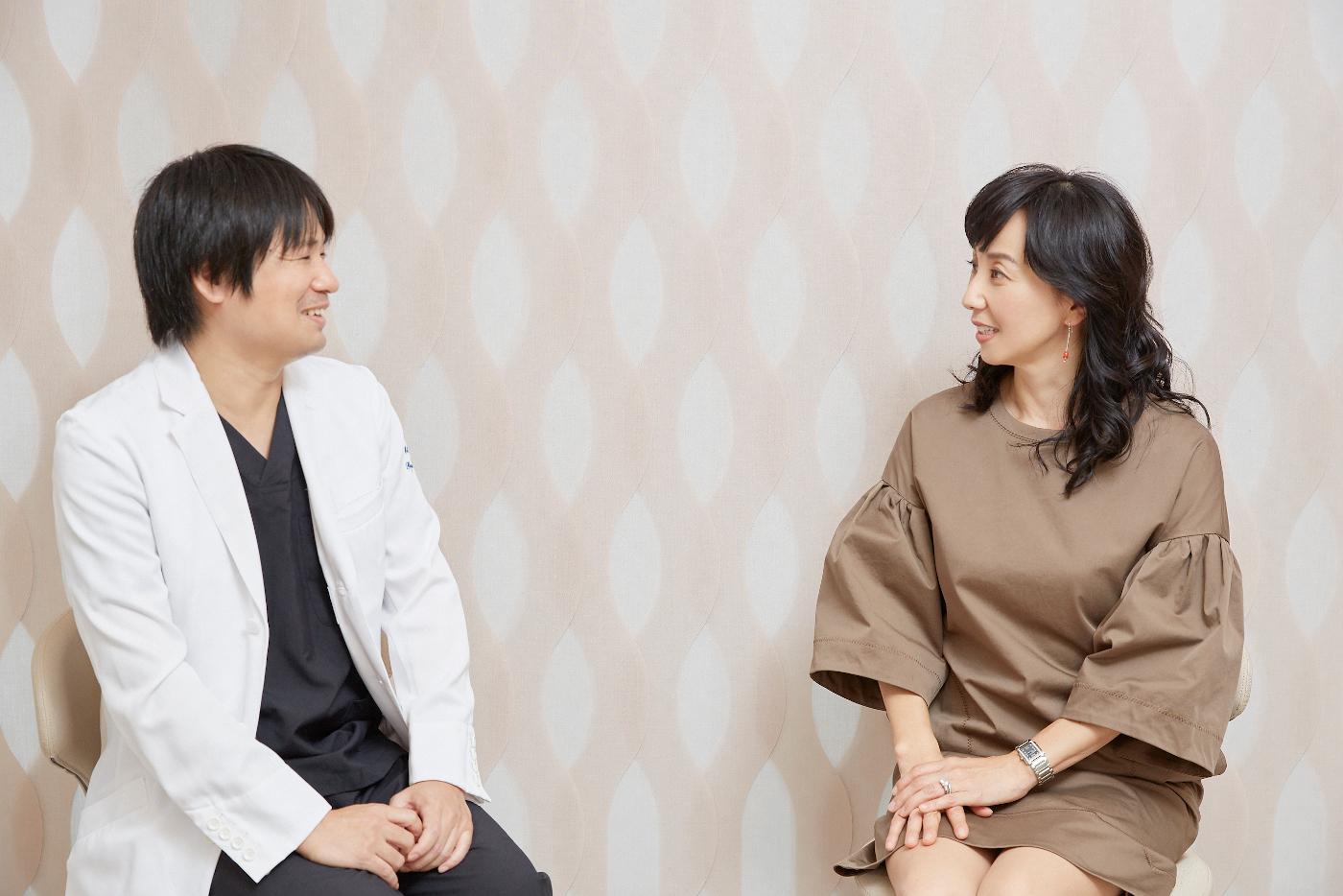 東尾 理子 病院