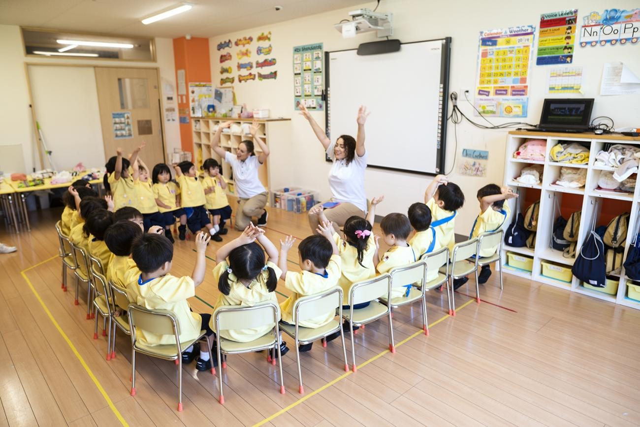 「子どもの可能性を広げてあげたい」バイリンガル幼児園の入園説明会に参加してみた