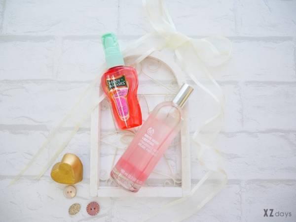 香水活用法