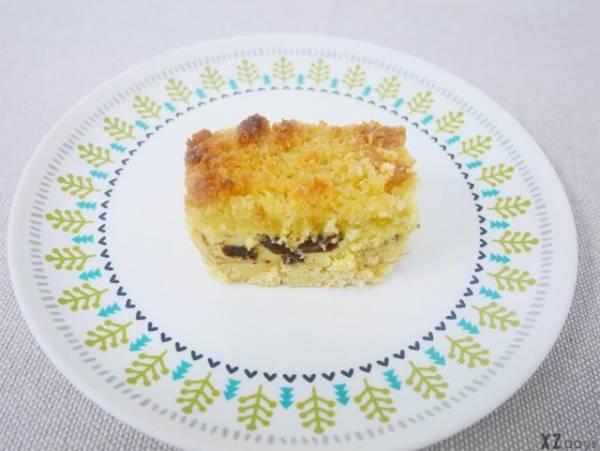 プレミアムチーズケーキ断面