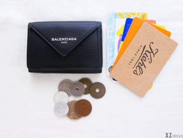 ミニ財布の中身全部