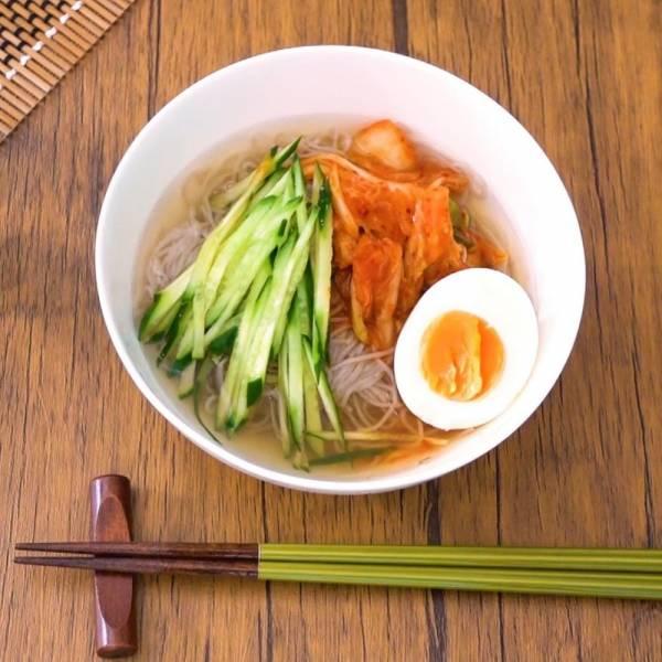 コストコの韓国冷麺