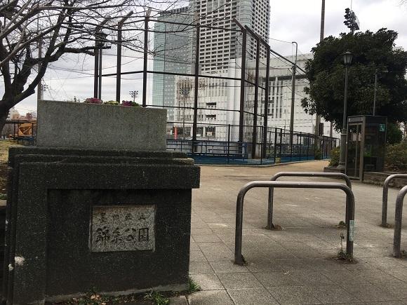 錦糸公園おすすめスポット1