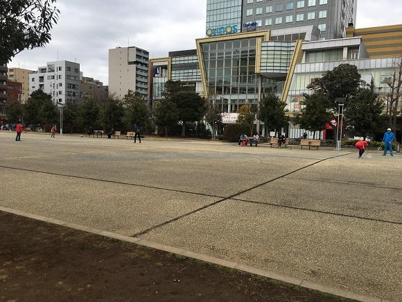 錦糸公園おすすめスポット5